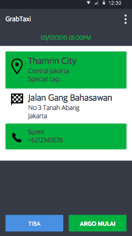 Drive With Grab Taxi Car Bike Courier Drivers Grab Id