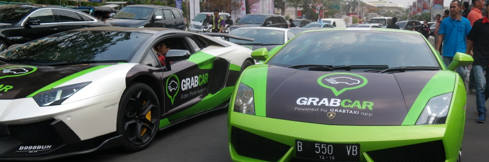 Grabcar Revs Up Jakarta Atmosphere With Free Supercar Rides Grab Id