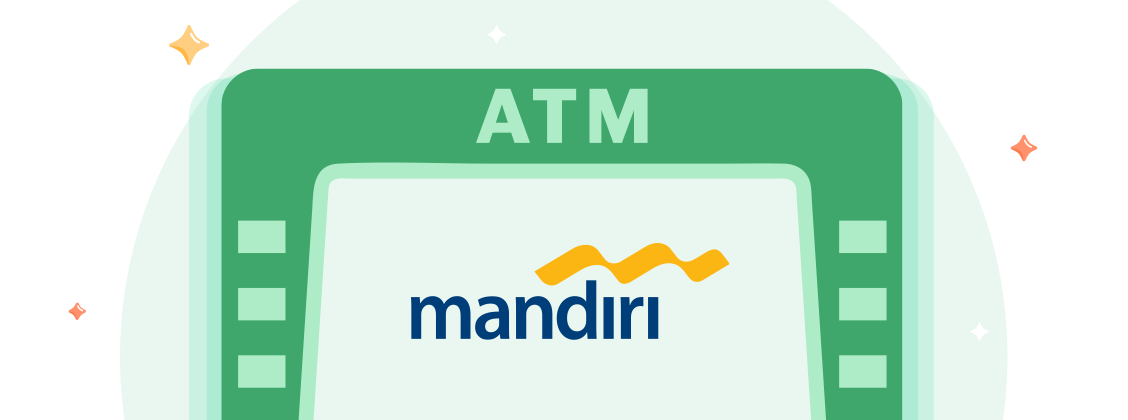 Bank Top Up Mandiri Atm Grab Id