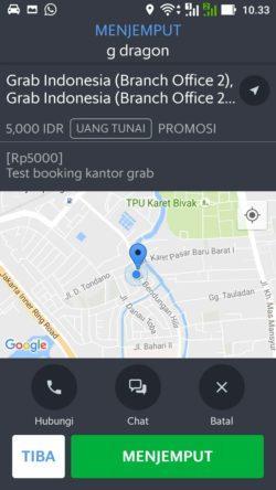Tampilan Baru Aplikasi Grab Driver Grab Id