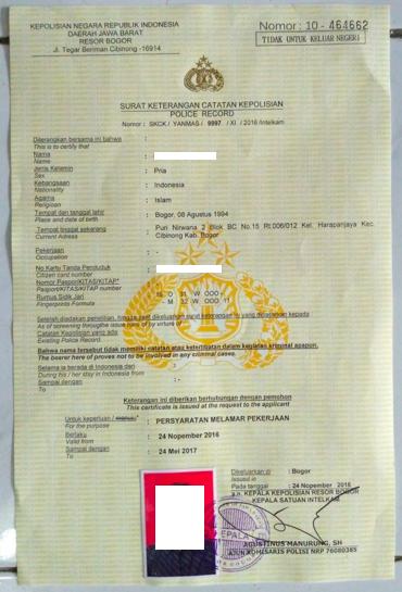 Contoh Dokumen Yang Benar Untuk Pendaftaran Grabcar Grab Id