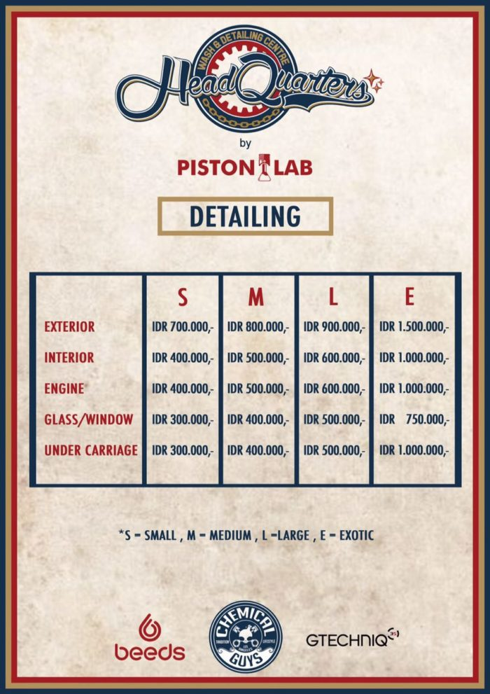 La Maison Salon Bandung Daftar Harga Burnsocial