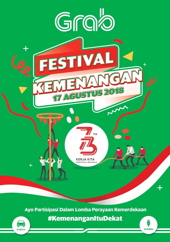 Grabcar Medan Festival Kemenangan Grab 2018 Grab Id