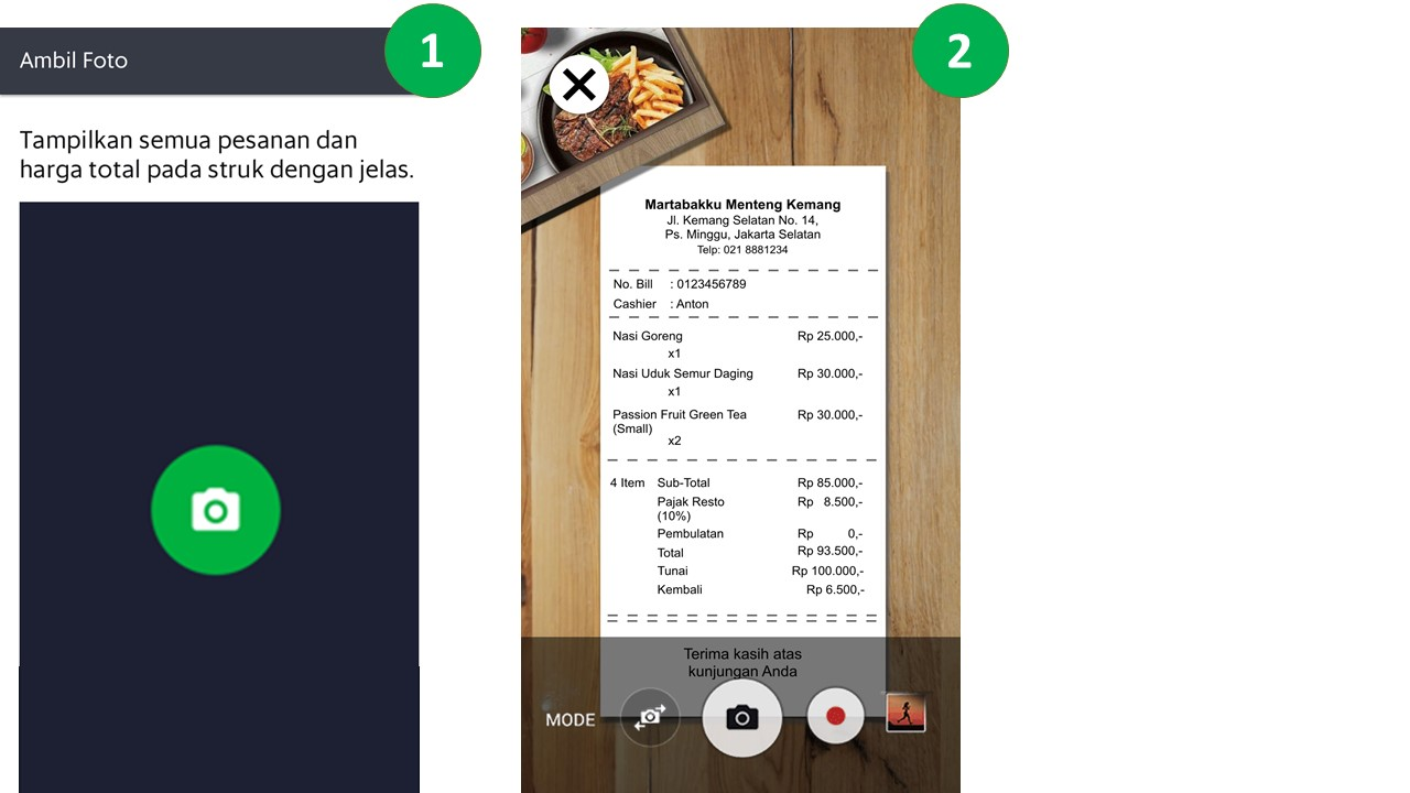 Metode Pembayaran Baru Grabfood Via Non Tunai Pada Restoran