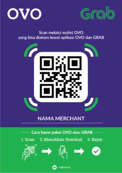 Untung Pake OVO di Grab