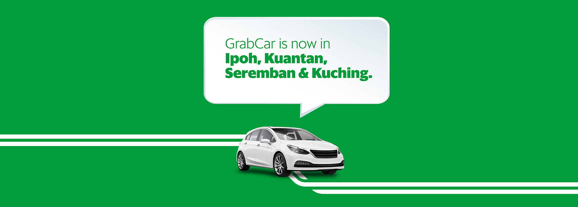 Grab Expands GrabCar Service and Now Available in Nine Major Cities