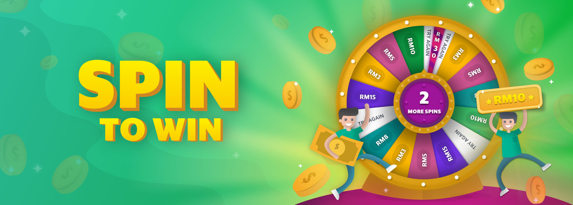Spinandwin Login