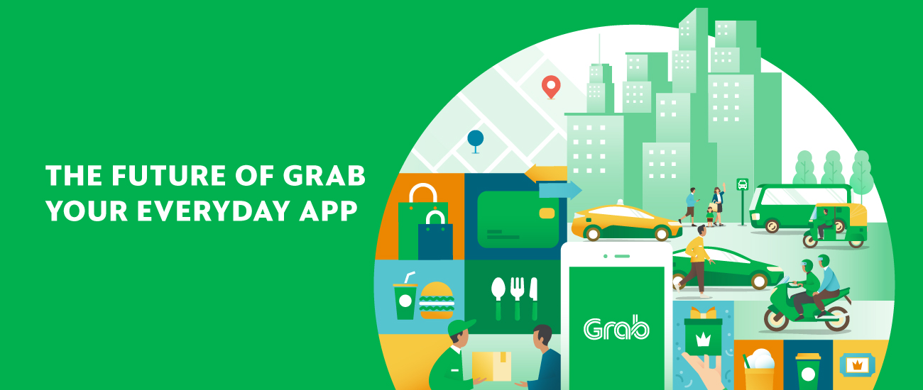 GRAB UNVEILS VISION TO BE AN EVERYDAY APP FOR CONSUMERS