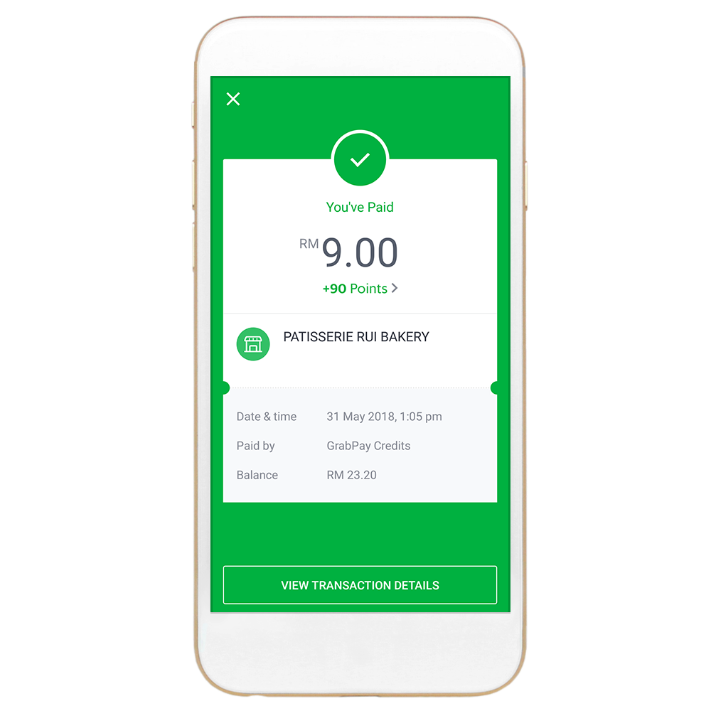 GrabPay – Mobile Wallet Payment Solution | Grab MY