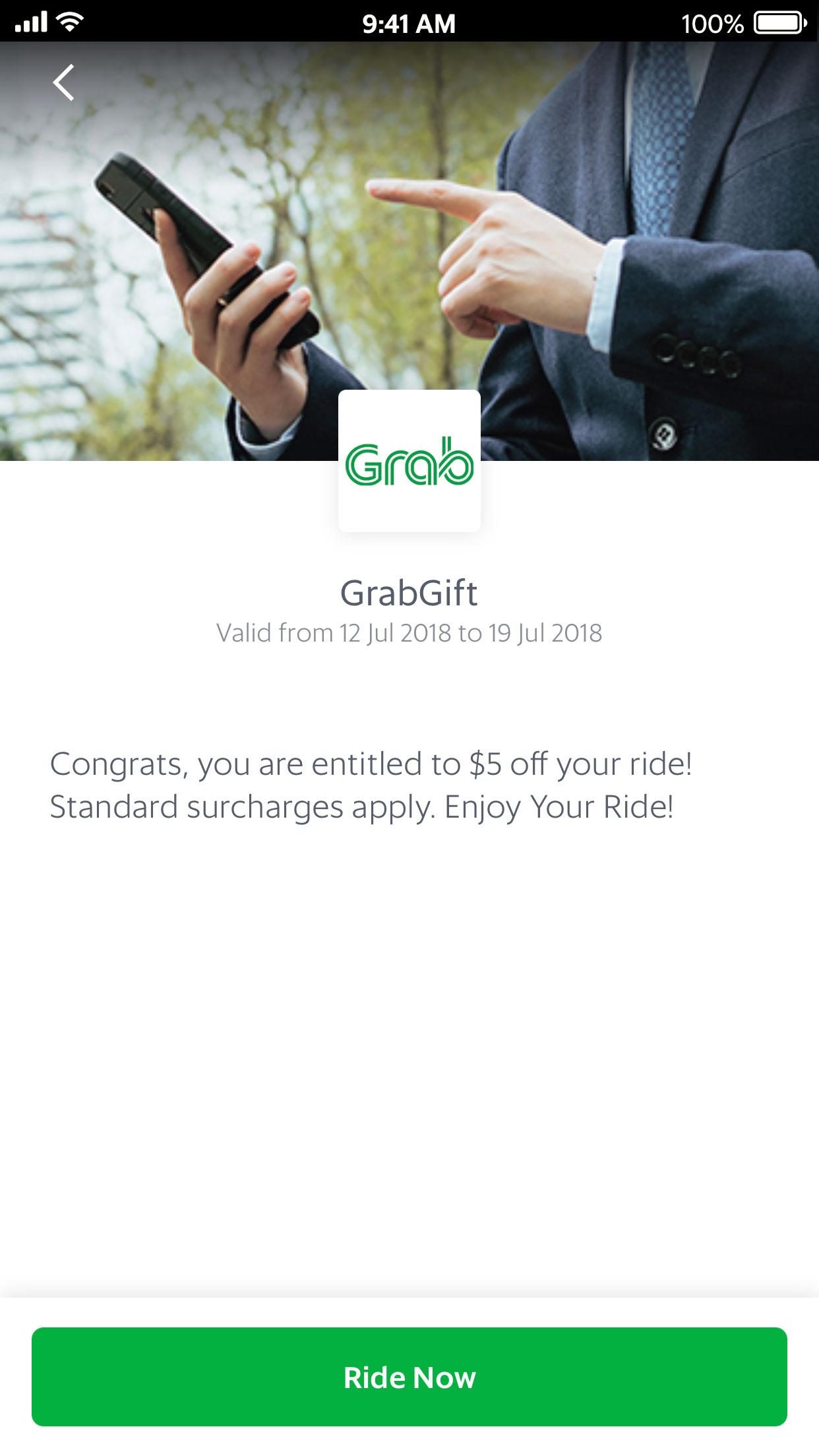 GrabGifts | Grab MY