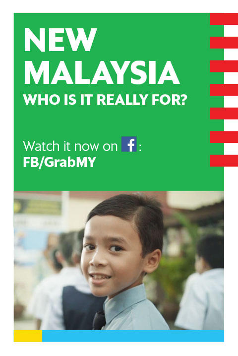new malaysia who is it really for?