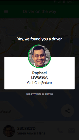 GrabCar – Private Hire Car Service   Grab PH