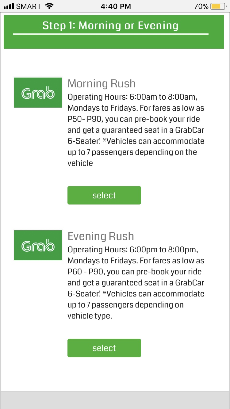 Movewithgrab Skip The Line Book Guaranteed Seats In Advance Grab Ph