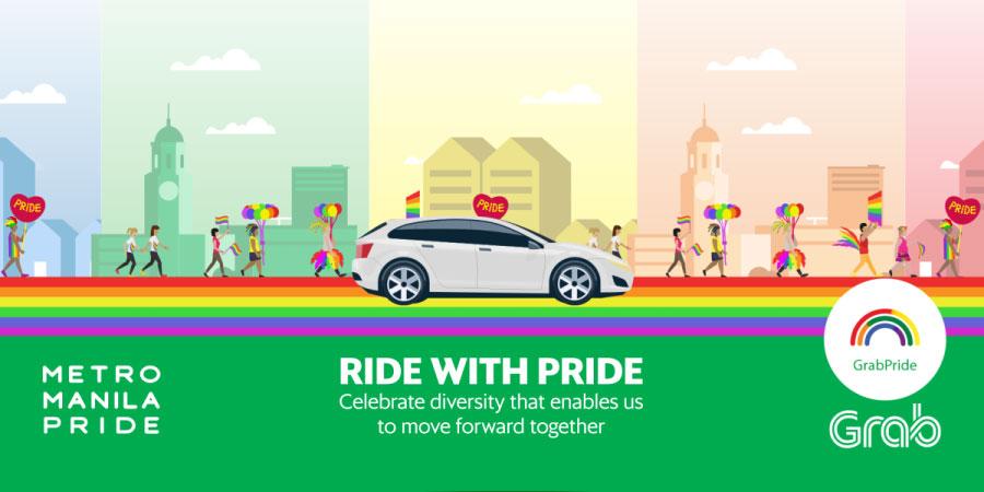 Ride With Pride Grab Ph