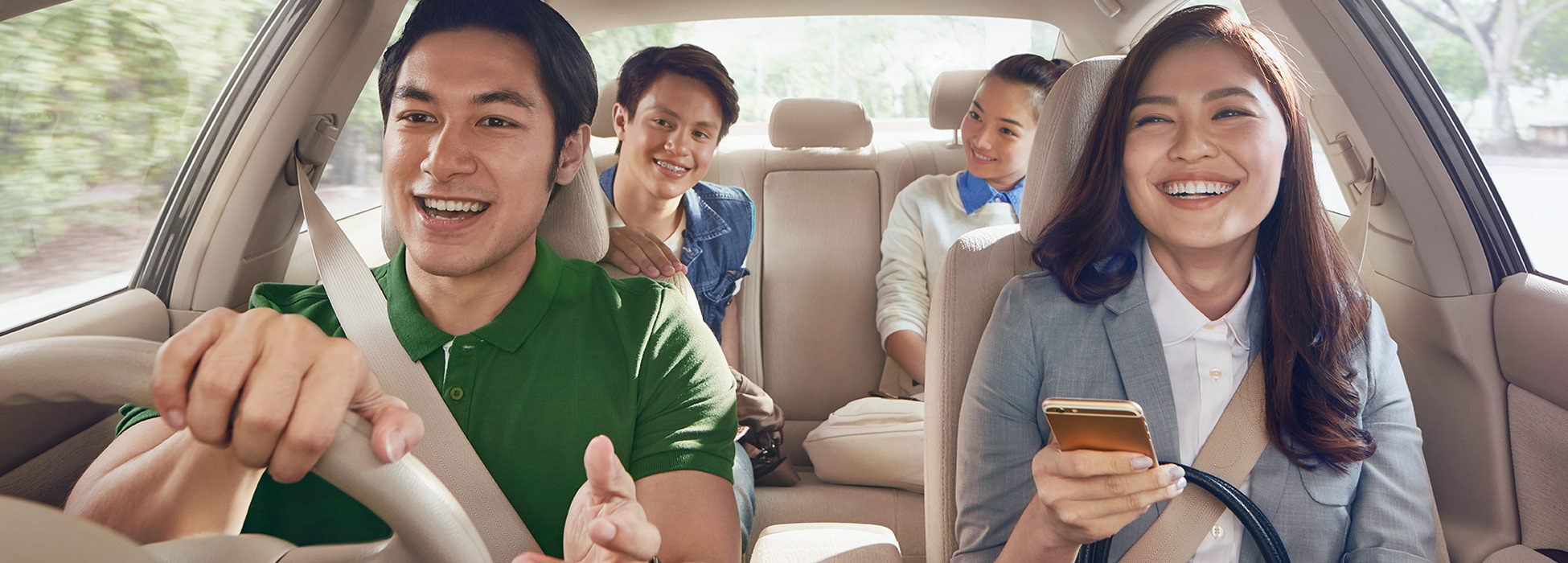 Earn more with GrabShare and Higher GrabCar Fares!