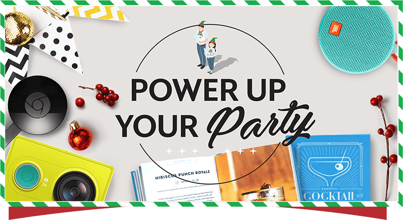 power up your party