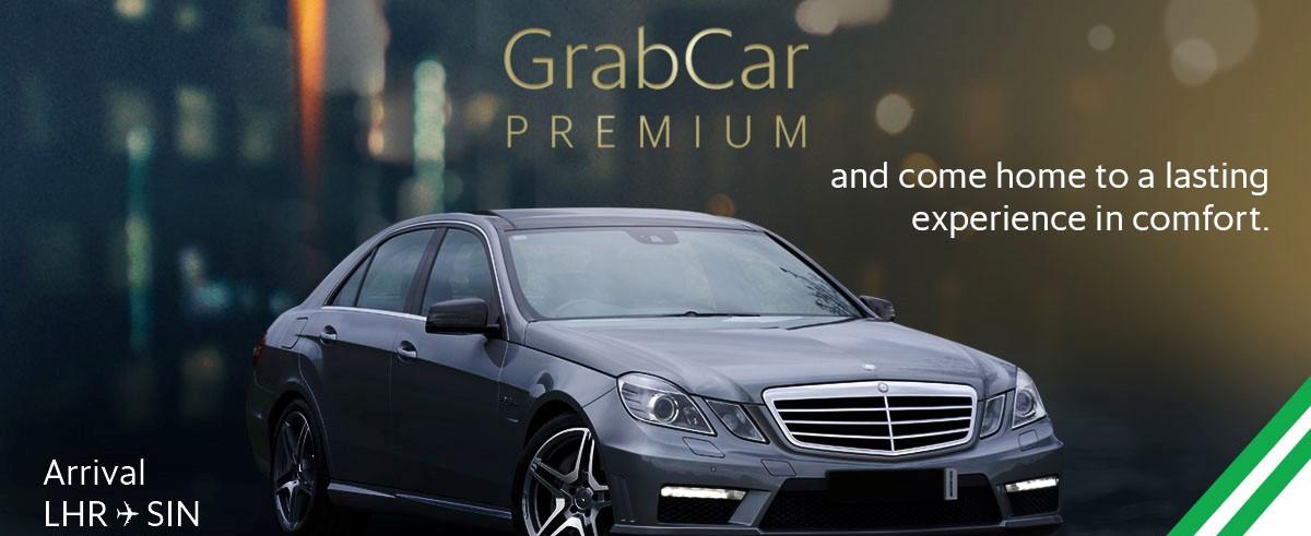 Upgrade Your Airport Rides With 12 Off Grabcar Premium Grab Sg