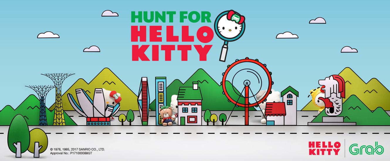 GrabHitch Limited Edition Hello Kitty Plushies