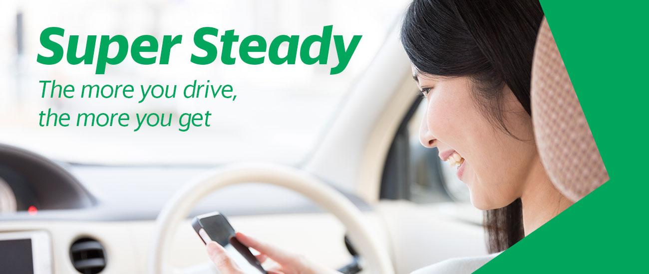 Grab's Super Steady 2019 | Grab SG