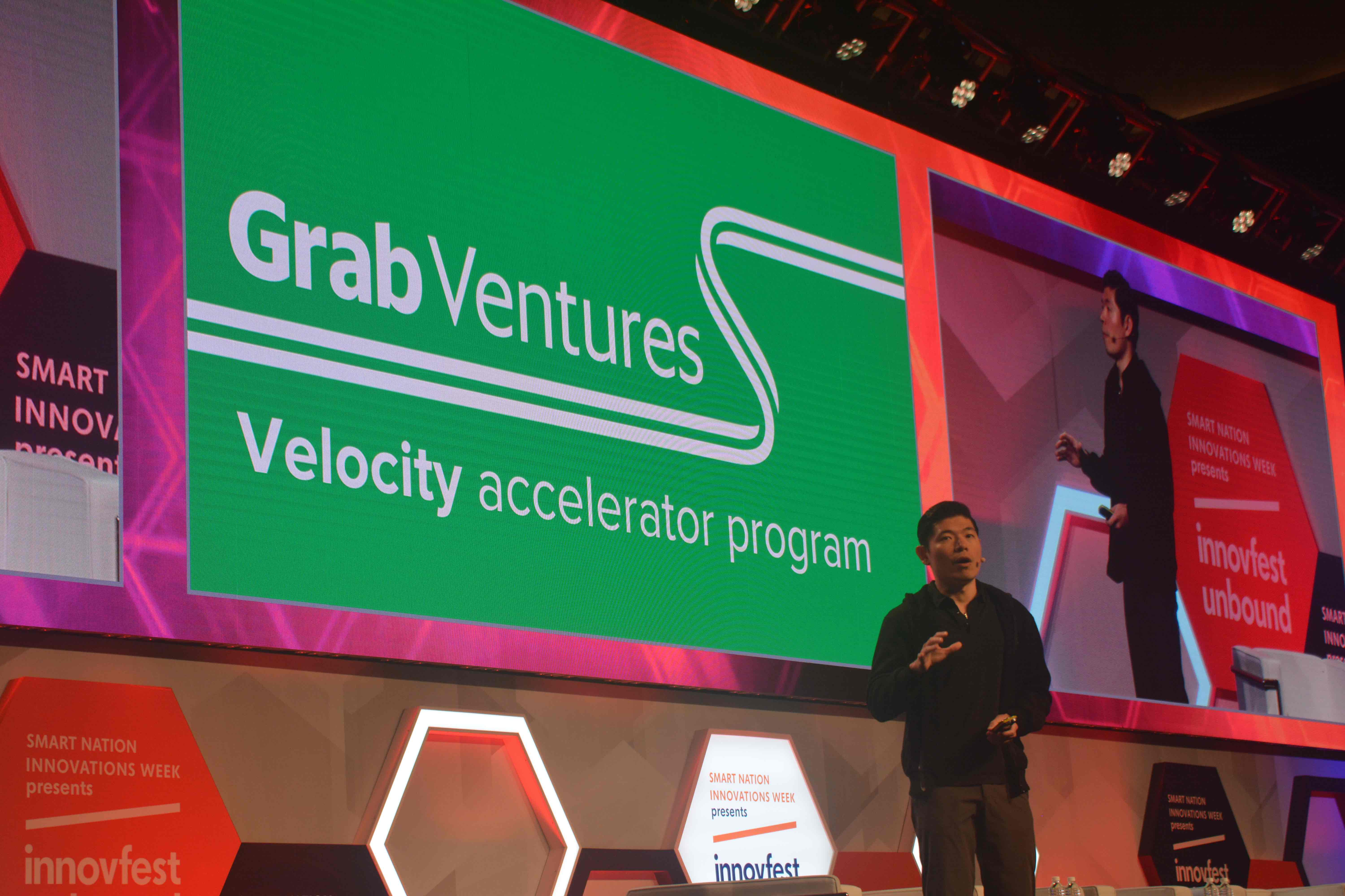 Grab Launches Grab Ventures To Boost Southeast Asia's Tech