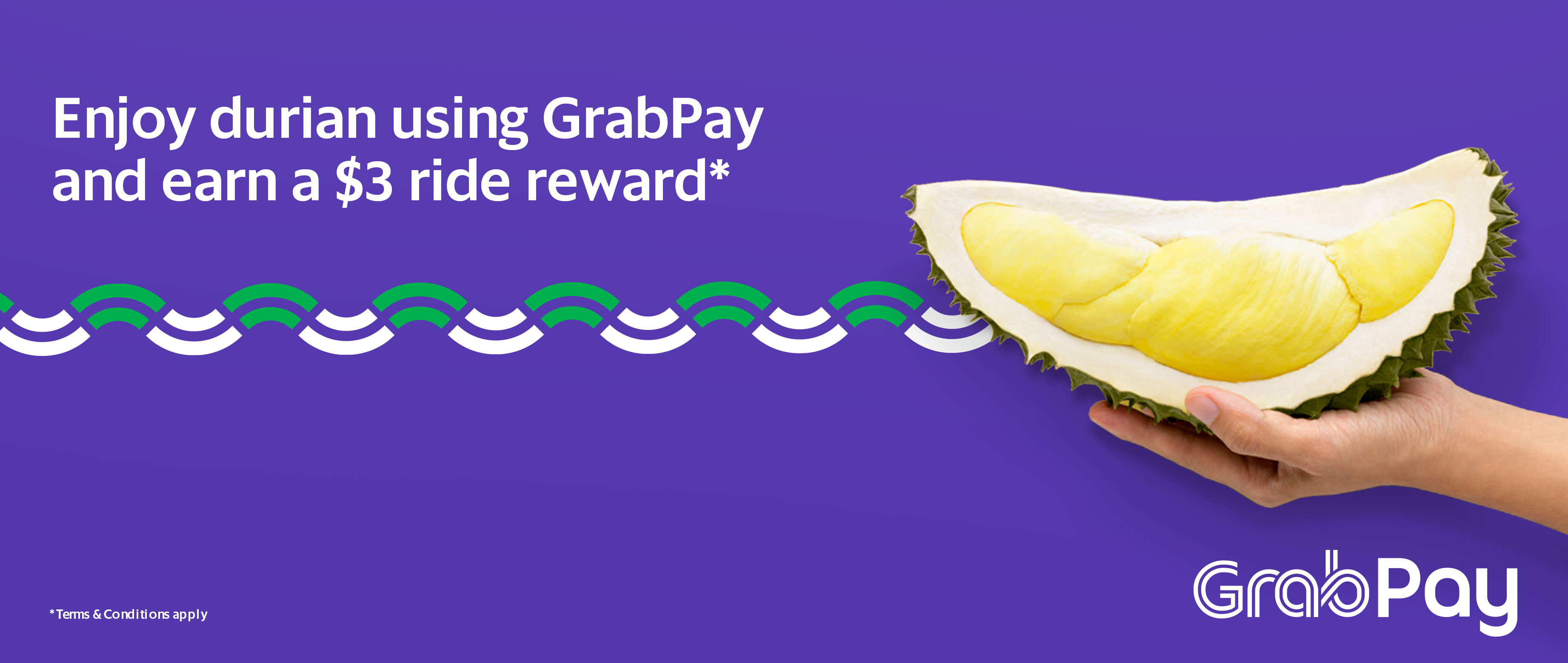 Spike up your life with GrabPay! | Grab SG