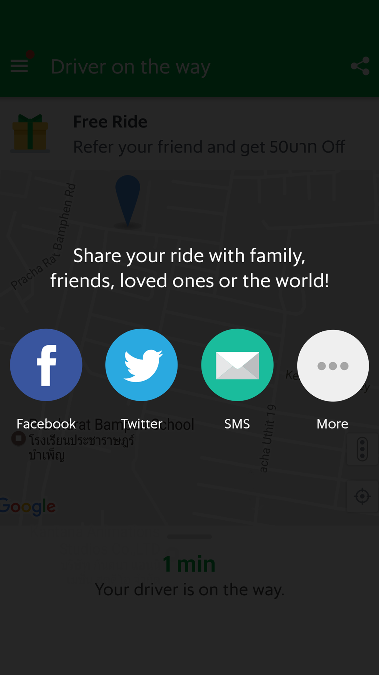 GrabBike – On-demand Motorcycle Ride Taxi Service | Grab TH