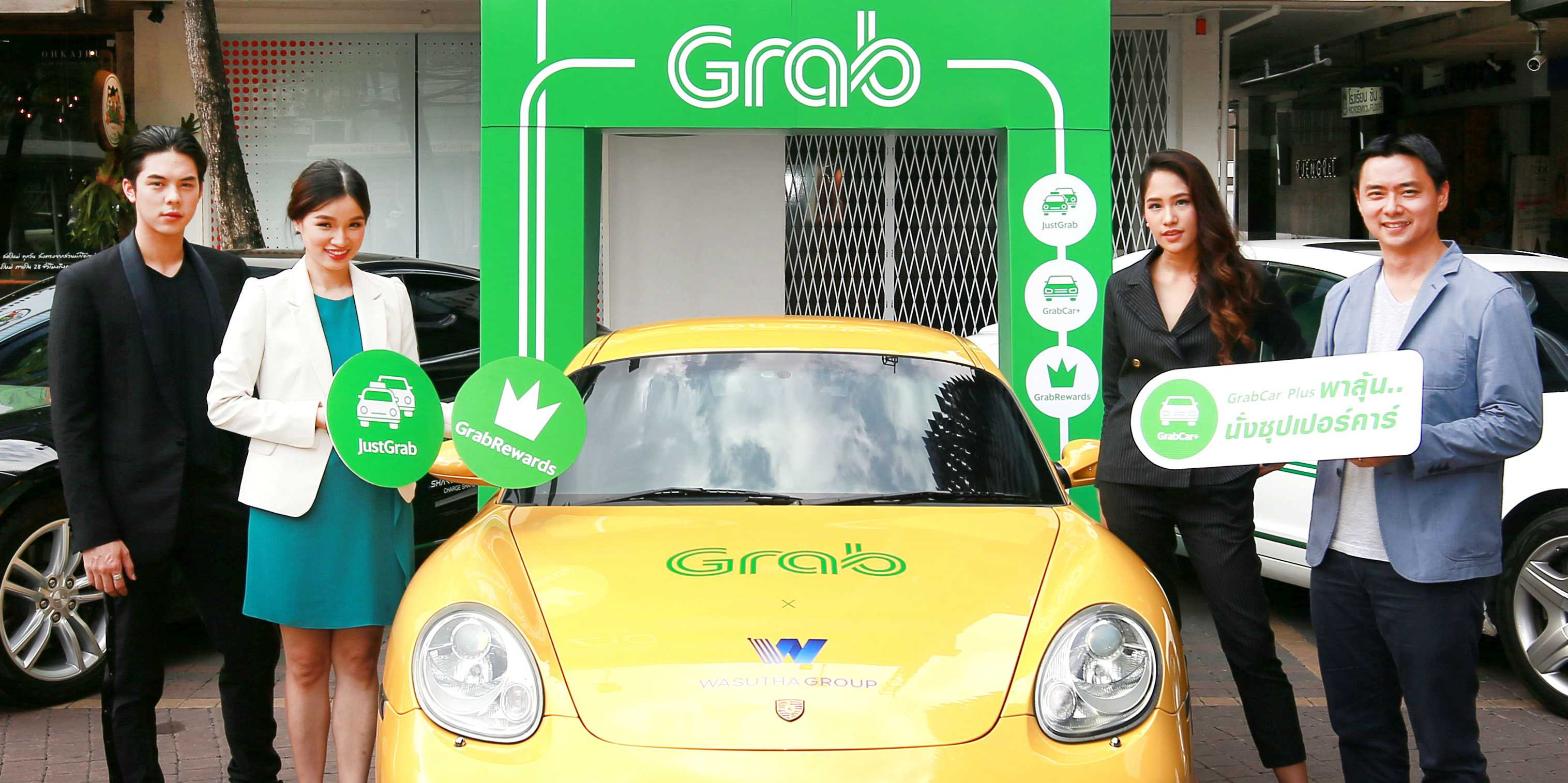 Image result for grab taxi thailand