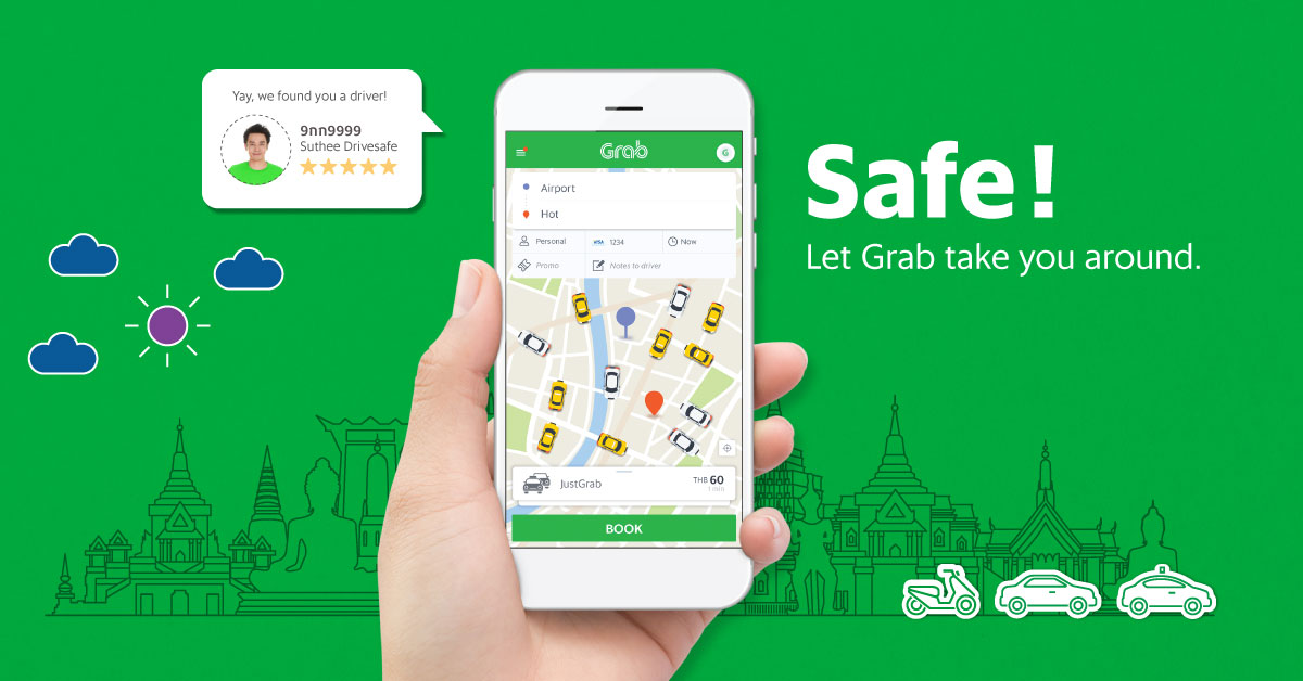 Make your journey in Thailand safer, easier, and more